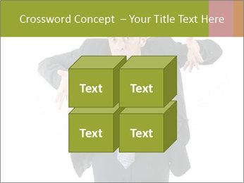 Expressive businessman PowerPoint Template - Slide 39