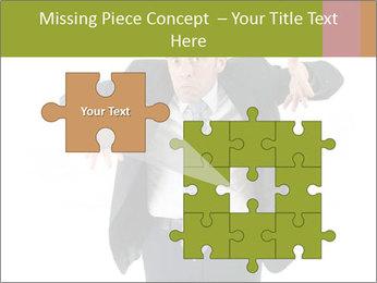 Expressive businessman PowerPoint Template - Slide 45