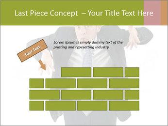 Expressive businessman PowerPoint Template - Slide 46