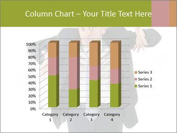 Expressive businessman PowerPoint Template - Slide 50