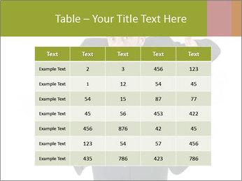 Expressive businessman PowerPoint Template - Slide 55