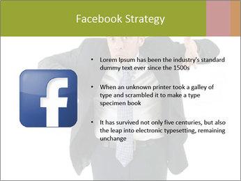 Expressive businessman PowerPoint Template - Slide 6