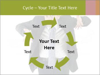 Expressive businessman PowerPoint Template - Slide 62