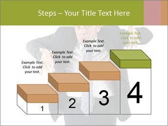 Expressive businessman PowerPoint Template - Slide 64