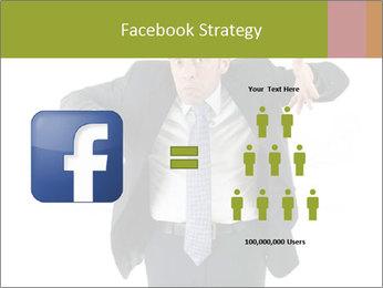 Expressive businessman PowerPoint Template - Slide 7