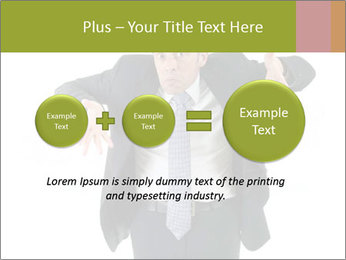 Expressive businessman PowerPoint Template - Slide 75