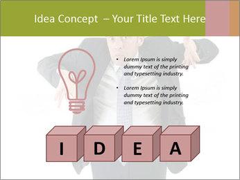 Expressive businessman PowerPoint Template - Slide 80
