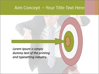 Expressive businessman PowerPoint Template - Slide 83