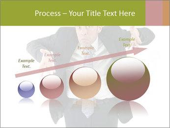 Expressive businessman PowerPoint Template - Slide 87