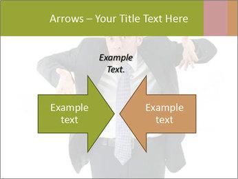 Expressive businessman PowerPoint Template - Slide 90