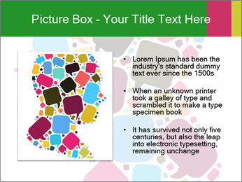 Speech concept PowerPoint Template - Slide 13