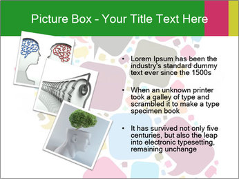 Speech concept PowerPoint Template - Slide 17