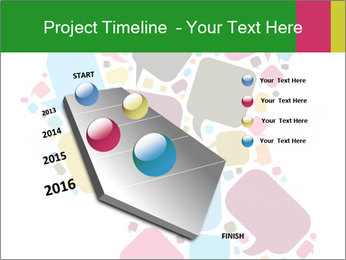 Speech concept PowerPoint Template - Slide 26