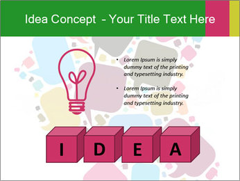 Speech concept PowerPoint Template - Slide 80
