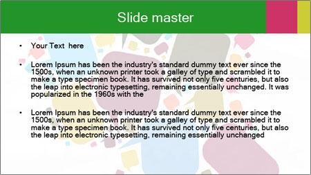Speech concept PowerPoint Template - Slide 2