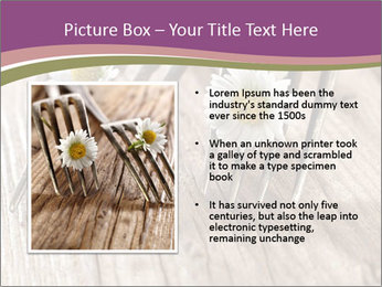 Forks PowerPoint Template - Slide 13