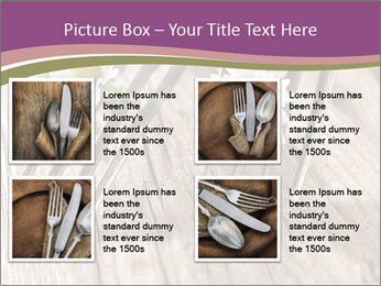 Forks PowerPoint Template - Slide 14