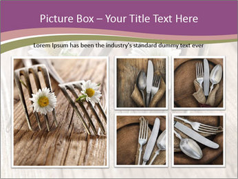 Forks PowerPoint Template - Slide 19