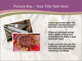 Forks PowerPoint Template - Slide 20