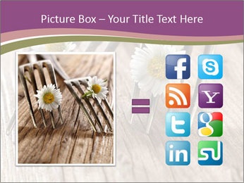 Forks PowerPoint Template - Slide 21