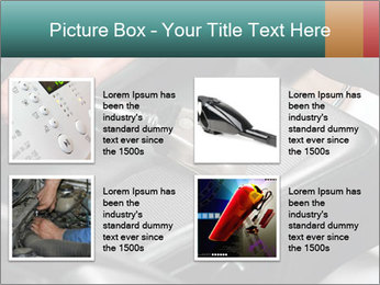Auto car service cleaning PowerPoint Template - Slide 14