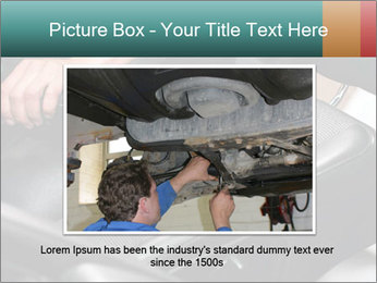 Auto car service cleaning PowerPoint Template - Slide 15