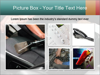 Auto car service cleaning PowerPoint Template - Slide 19