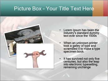 Auto car service cleaning PowerPoint Template - Slide 20