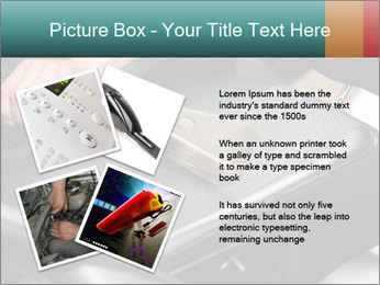 Auto car service cleaning PowerPoint Template - Slide 23