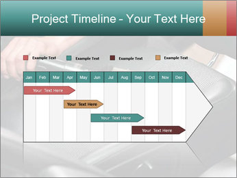 Auto car service cleaning PowerPoint Template - Slide 25