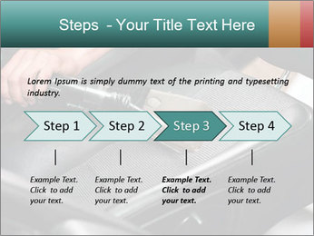 Auto car service cleaning PowerPoint Template - Slide 4