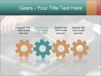 Auto car service cleaning PowerPoint Template - Slide 48