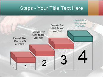 Auto car service cleaning PowerPoint Template - Slide 64