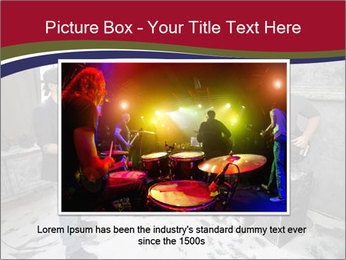 Two guitarists PowerPoint Template - Slide 16