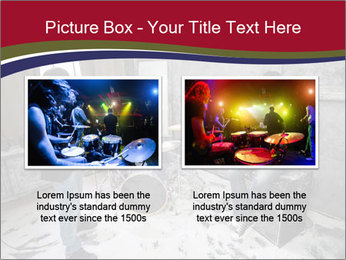 Two guitarists PowerPoint Template - Slide 18