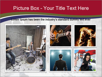 Two guitarists PowerPoint Template - Slide 19