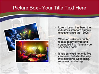 Two guitarists PowerPoint Template - Slide 20