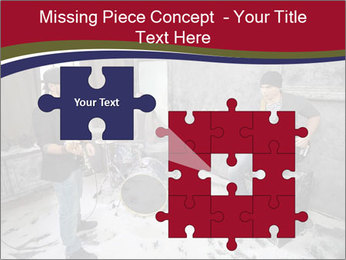 Two guitarists PowerPoint Template - Slide 45