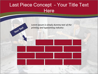 Two guitarists PowerPoint Template - Slide 46