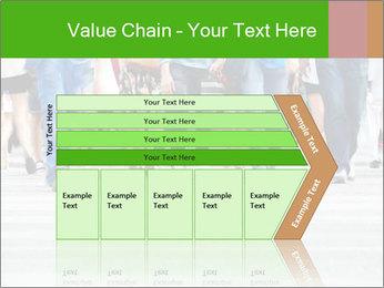 Crossing sunlit street PowerPoint Templates - Slide 27