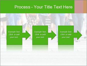 Crossing sunlit street PowerPoint Templates - Slide 88