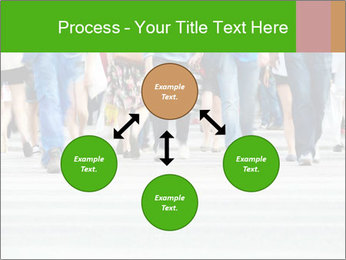 Crossing sunlit street PowerPoint Templates - Slide 91