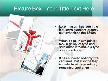 Stressed businessman PowerPoint Template - Slide 17