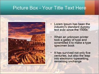 Ancient Colosseum PowerPoint Templates - Slide 13