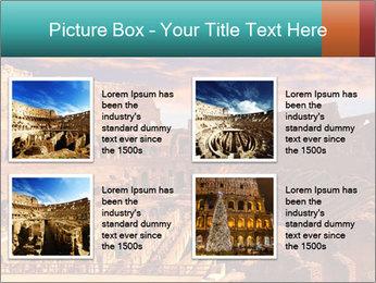 Ancient Colosseum PowerPoint Templates - Slide 14
