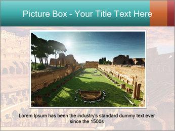 Ancient Colosseum PowerPoint Templates - Slide 16