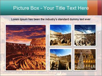 Ancient Colosseum PowerPoint Templates - Slide 19