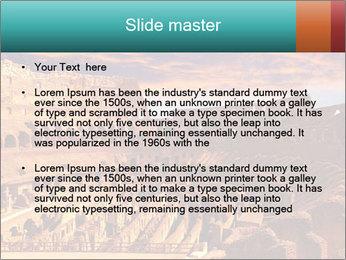 Ancient Colosseum PowerPoint Template - Slide 2