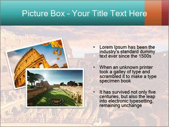 Ancient Colosseum PowerPoint Templates - Slide 20