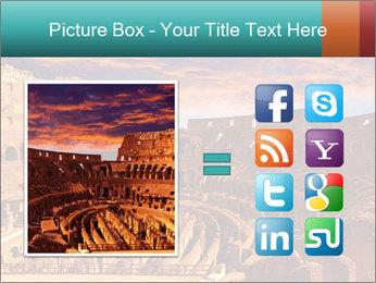 Ancient Colosseum PowerPoint Templates - Slide 21